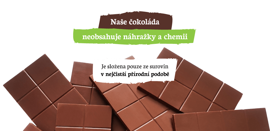Čokoláda Chocolate Hill